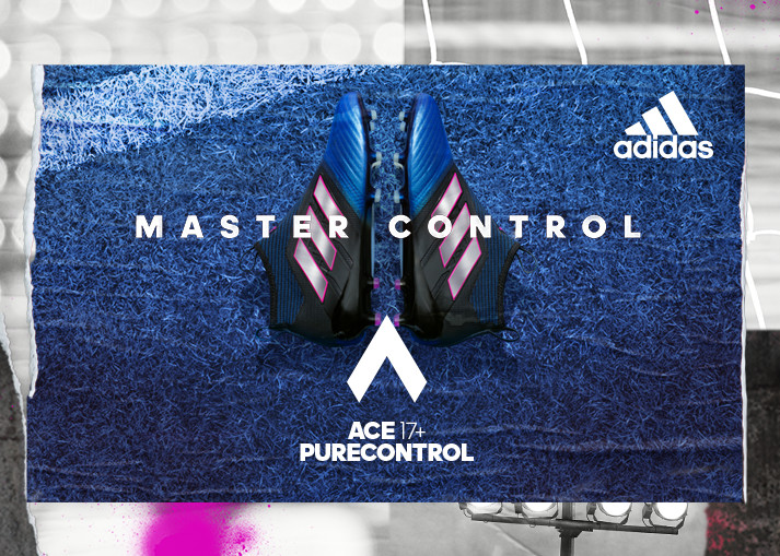 Köp adidas ACE 17+ PureControl Blue Blast på unisportstore.se