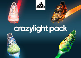 adidas crazylight pack