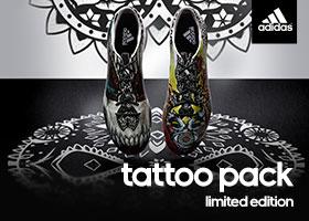 Adidas adizero f50 Tattoo Pack Limited Edition