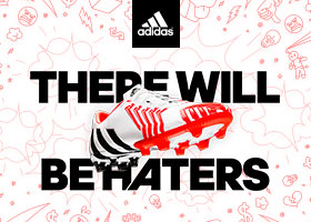adidas predator white - There Will Be Haters