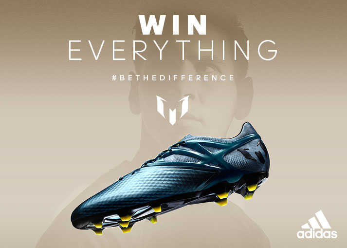 Adidas Messi15 - Win Everything