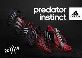 adidas Predator Instinct - Instinct takes over