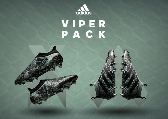 Buy adidas Viper Pack football boots on unisportstore.com now