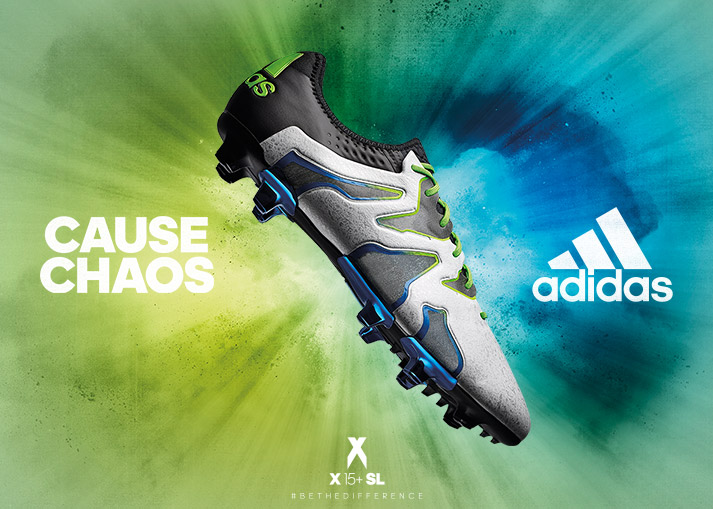 adidas presenteert de X 15+ SL Skeleton