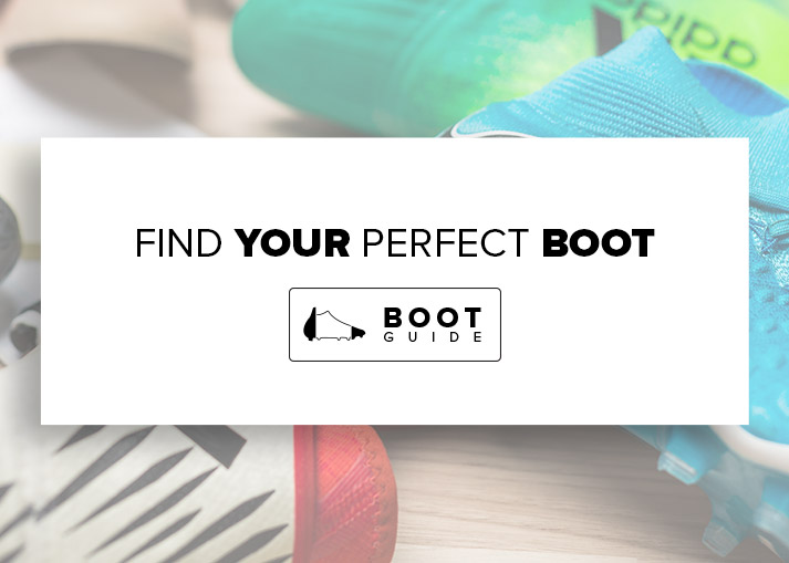 Unisport presents: The Ultimate Boot Selector