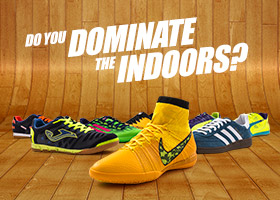 Do you dominate the indoors?