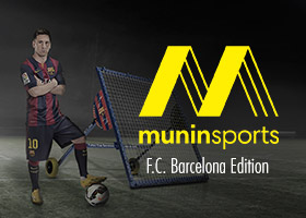 Munin M-station Talent F.C. Barcelona Edition