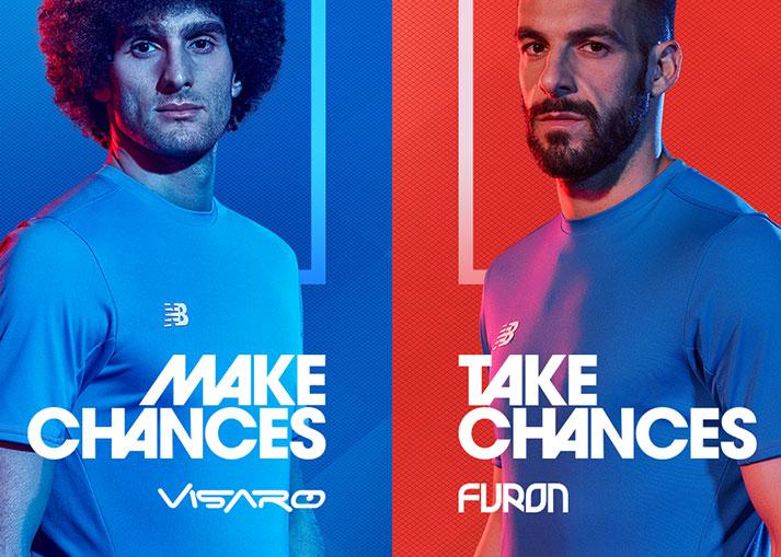 New Balance - Make or Take Chances
