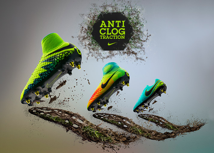 Buy the new Anti-Clog boots - Available exclusively on Unisportstore.com