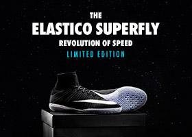 Nike Elastico Superfly Black Shimmering