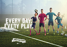 Nike Every Day. Every Play.