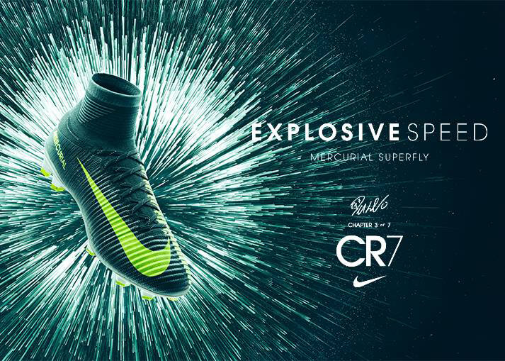 Buy Nike Mercurial Superfly CR7: Discovery on unisportstore.com