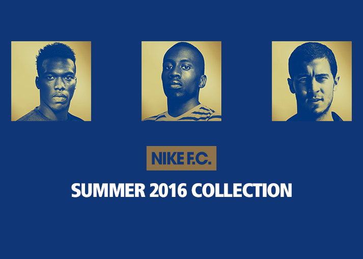 Get the new Nike F.C. summer sneakers on unisportstore.com
