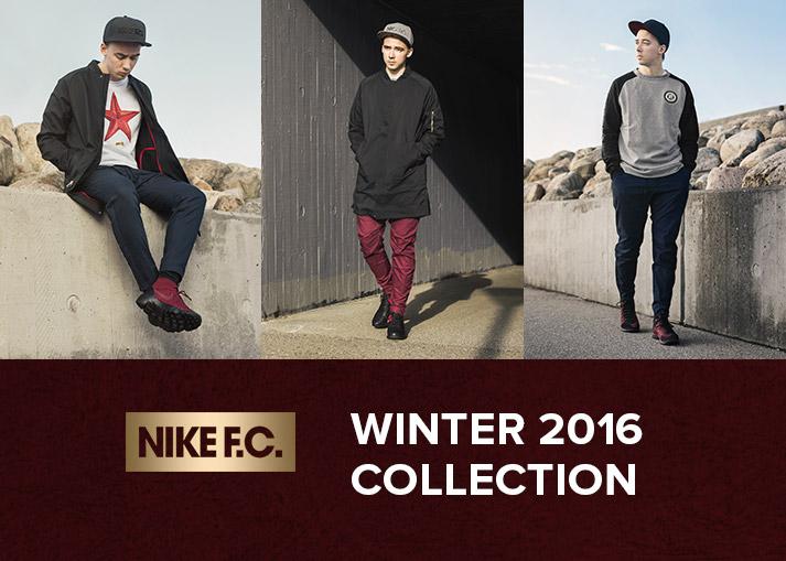 Commandez la mode du football Nike F.C. avec Unisportstore.fr