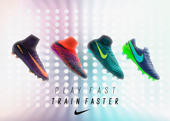 The Nike Floodlights Pack football boots are now available exclusively on unisportstore.com