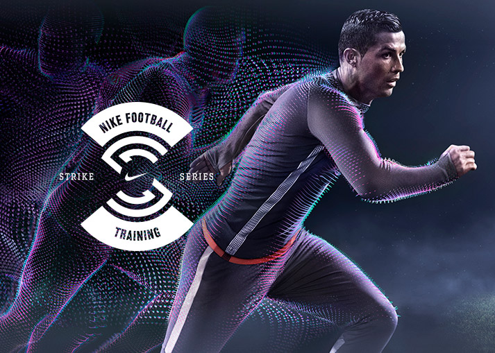 Buy the new Nike Strike training series on Unisportstore.com