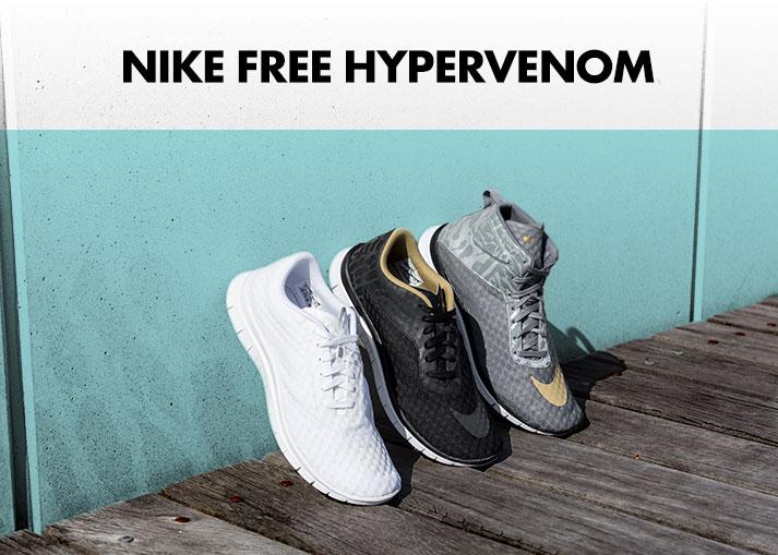 Nike Free Hypervenom