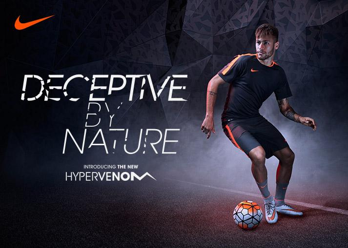 Introducing the new Nike Hypervenom II