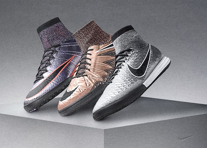 Nike Liquid Chrome Pack -Football X | Koop bij de Unisportstore
