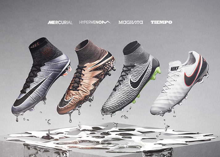 Nike Liquid Chrome