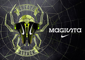 Nike Magista Black Neon