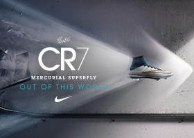 Nike Mercurial CR7 - Out Of This World
