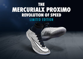 Nike - MercurialX Proximo IC Limited Edition