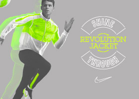 Nike Revolution Jacket