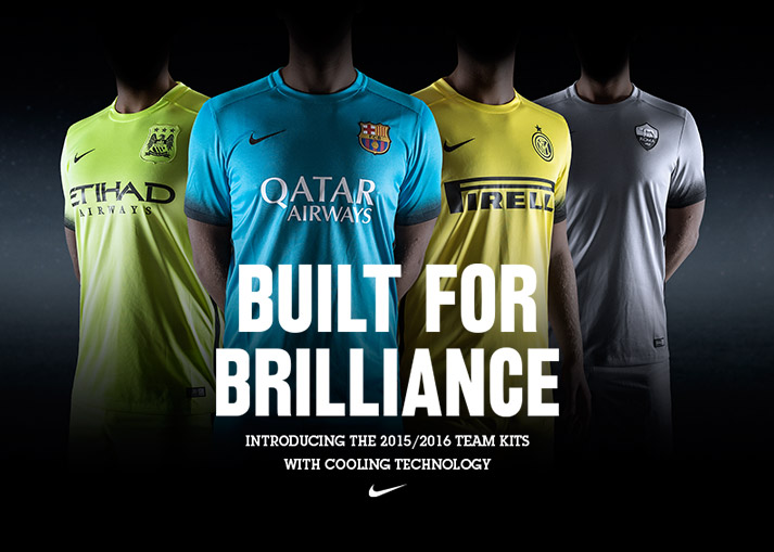 Nike Third Kits - Night Rising