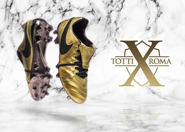 Hole dir den Nike Tiempo Legend 6 'Totti X Roma' auf unisportstore.de