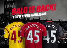 Liverpool Balotelli