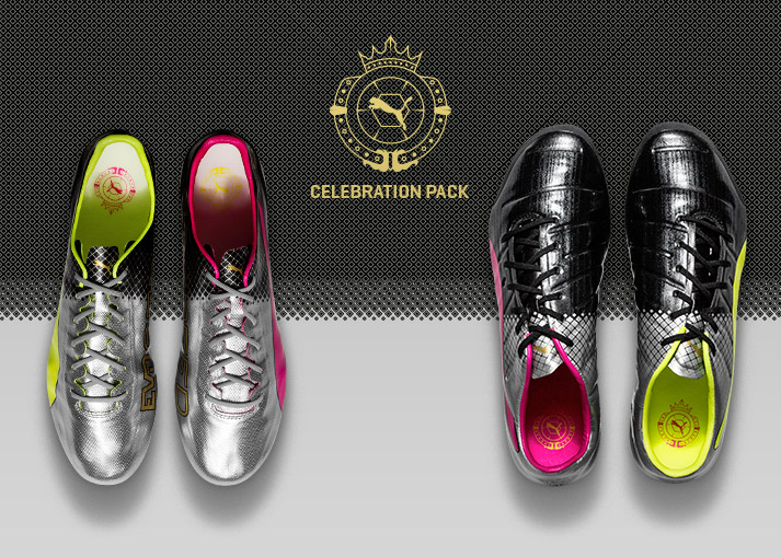 Köp den super-limiterade PUMA Celebration Pack