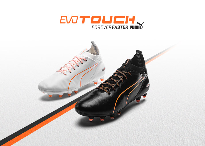 Choose your favourite colourway and buy the new evoTOUCH on Unisportstore.com now.