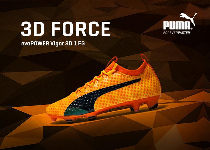 Kjøp et par PUMA evoPOWER Vigor 3D 1 på unisportstore.no