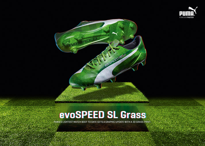 Get the PUMA evoSPEED SL Grass at unisportstore.com