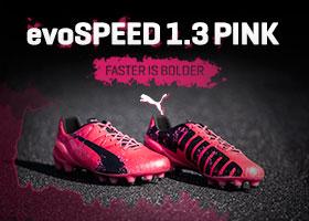 Puma Evospeed Pink Limited Edition