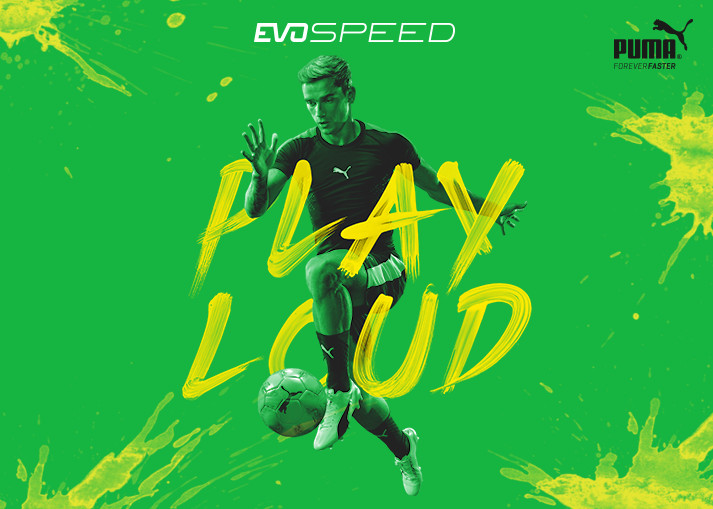 Buy PUMA evoSPEED SL 17 on unisportstore.com - Worldwide shipping