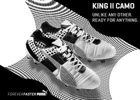 Puma King II Camo