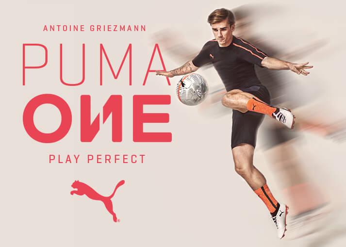 Kaufe dir den PUMA ONE Fußballschuh auf unisportstore.de