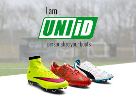 I am UNIiD - Personalize your boots