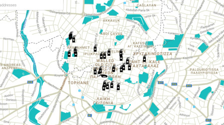 nicosia street art map