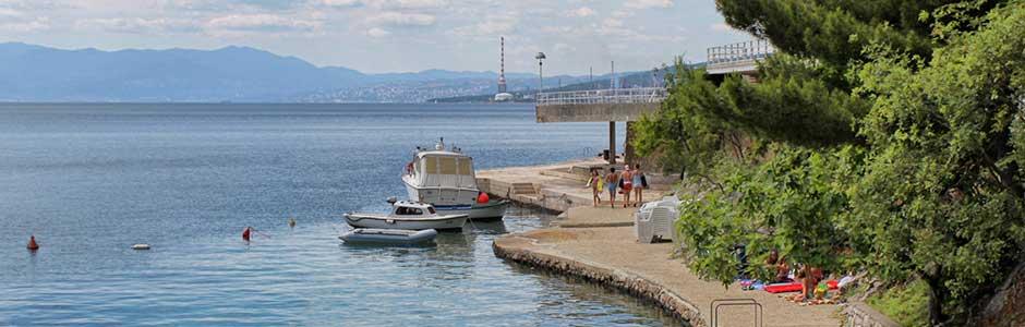 Riviera Kraljevica Kroatien