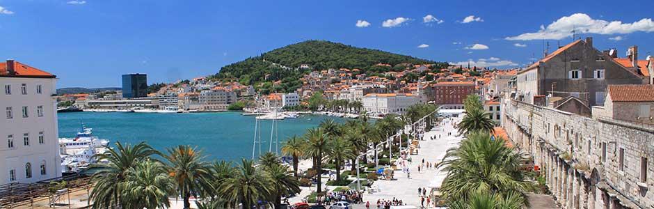 Split Hrvaška
