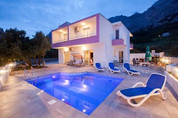 Cheap accommodation, max 11 persons, Makarska
