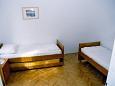 Schlafzimmer 2 - Ferienwohnung A-300-b - Ferienwohnungen Baška Voda (Makarska) - 300