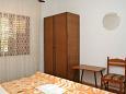 Sypialnia - Apartament A-4555-b - Apartamenty Orebić (Pelješac) - 4555