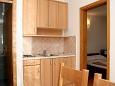 Kuhinja - Apartman A-4618-a - Apartmani Stari Grad (Hvar) - 4618