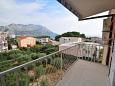 Balcon 2 - Apartament A-4632-a - Apartamente și camere Duće (Omiš) - 4632
