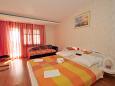 Ložnice - Apartmán A-4632-b - Ubytování Duće (Omiš) - 4632