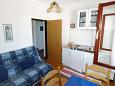 Kuhinja - Apartma A-4862-a - Apartmaji in sobe Barbat (Rab) - 4862
